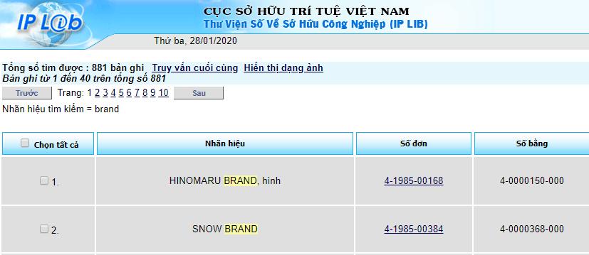 local brand VIệt Nam