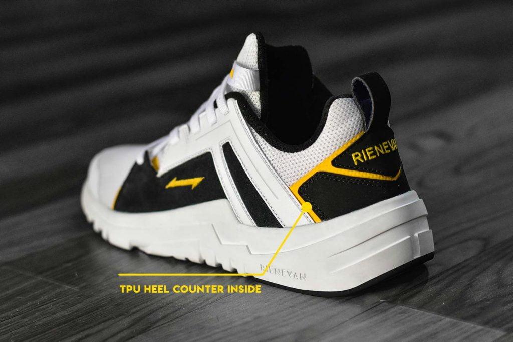Ra mắt RIENEVAN – AGI : Sản phẩm giày tập luyện đầu tiên của họ.