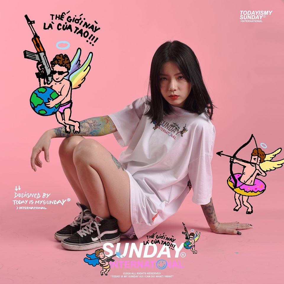 áo-Today Is My Sunday-local-brand-viet-nam-streetwear
