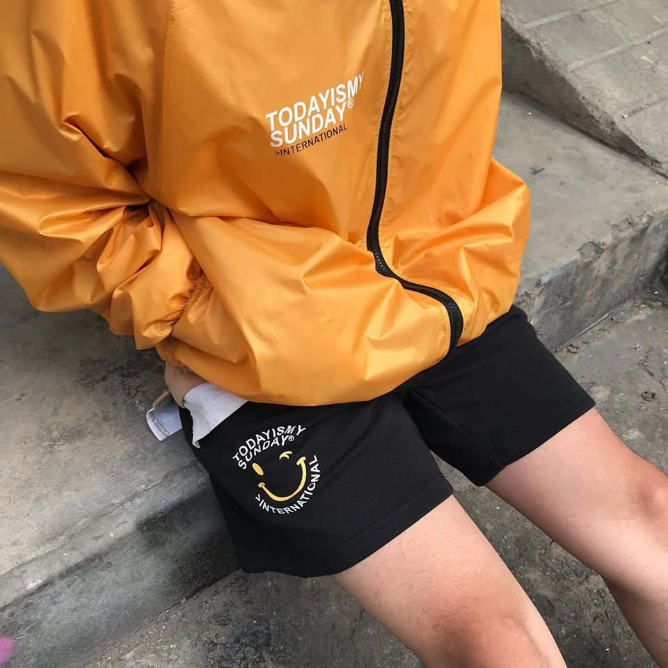 short-today is my sunday-local-brand-streetwear