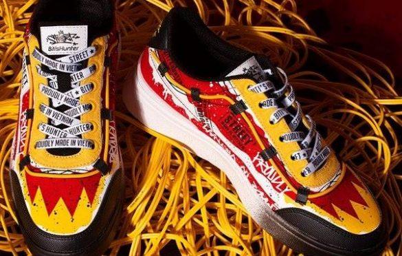 BITIS HUNTER STREET X VIETMAX – nâng tầm thương hiệu giày Việt