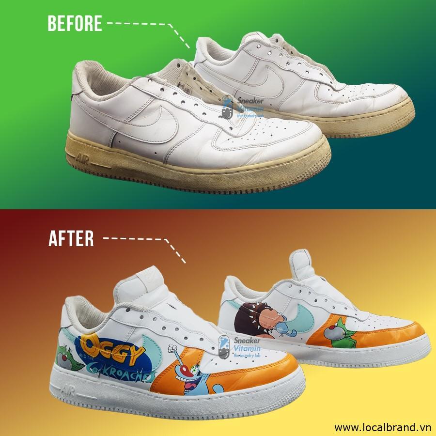 Vitamin sneaker custom giày Sneaker nổi tiếng Thành phố Hồ Chí Minh