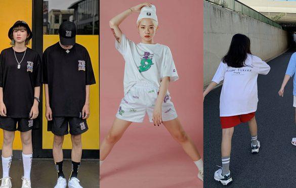 Những items quần Short Local Brand bạn nên sở hữu