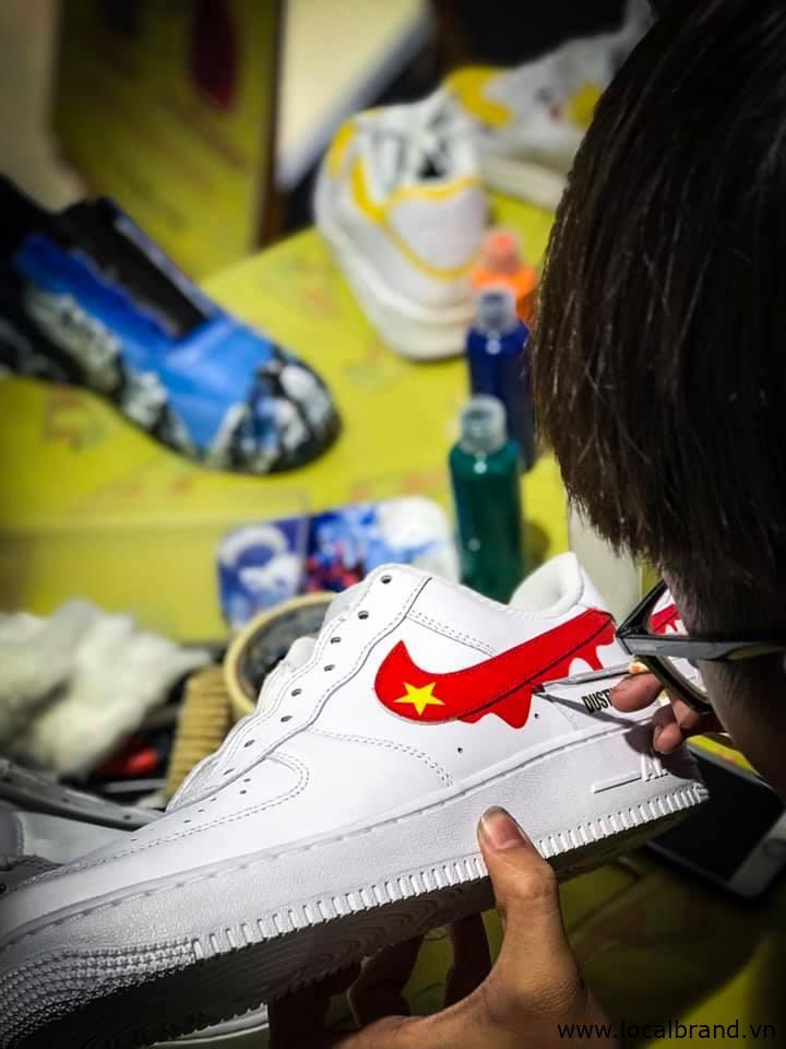 the social foot viet nam custom giày Sneaker nổi tiếng Thành phố Hồ Chí Minh