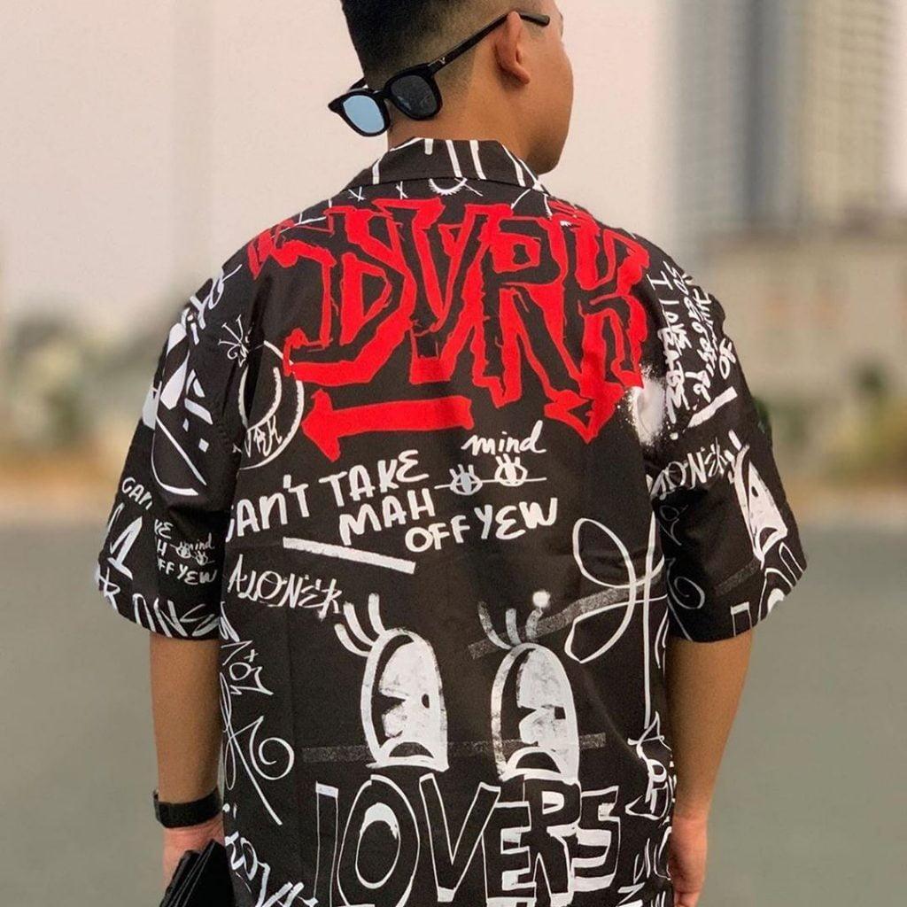 dvrk-shirt-lover