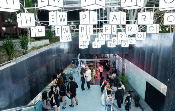 Choáng ngợp với hơn 50 Local Brand lớn góp mặt tại Khu mua sắm phức hợp The New Playround – Lê Lai