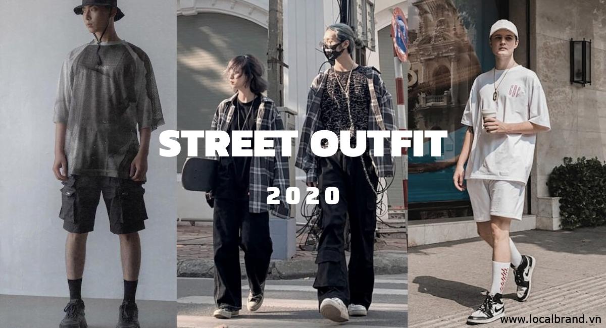 Phá tan sự nhàm chán bằng loạt kiểu phối đồ Streetwear Style