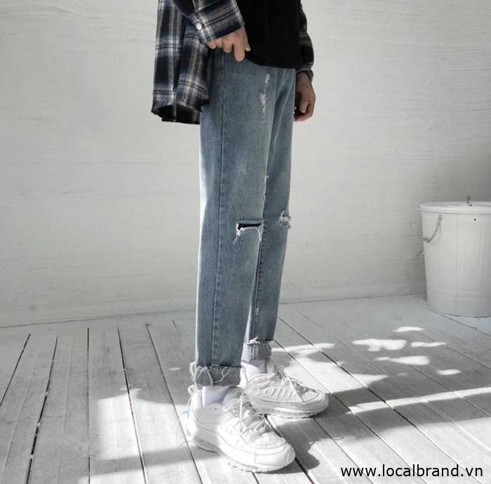 quần jean đẹp trên shopee 3