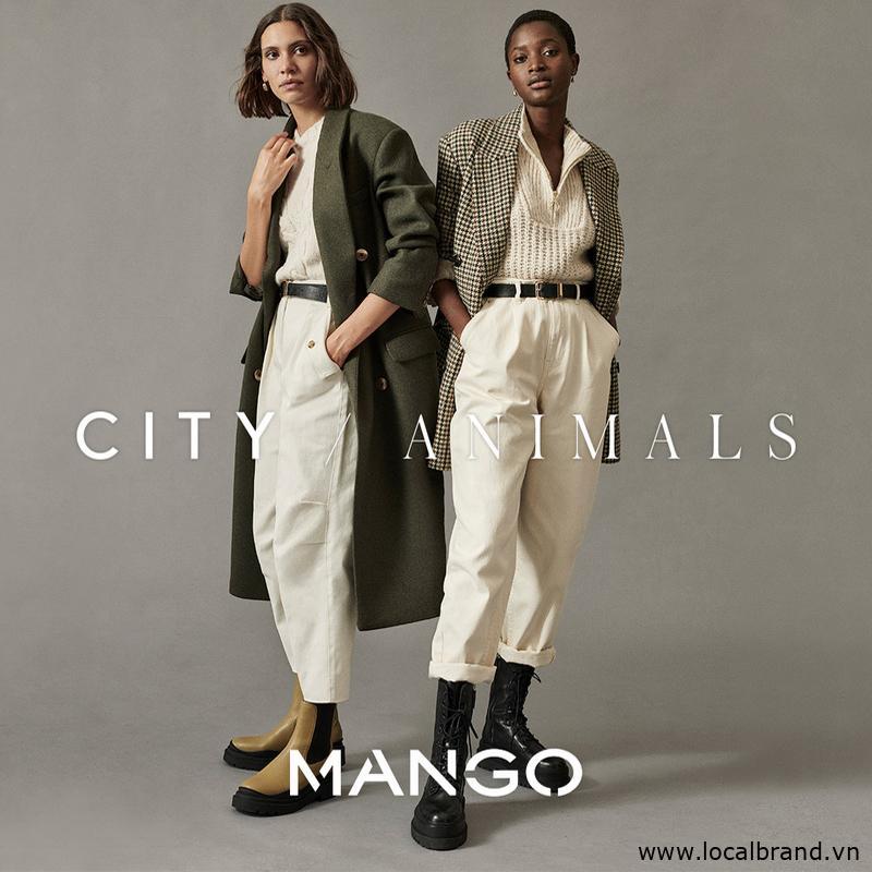 Global brand Mango