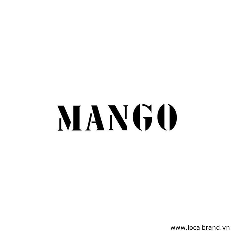 Logo của Global brand Mango