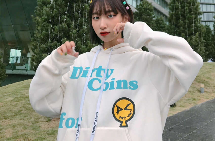 Top Local brand hoodie nhà Dirty Coins