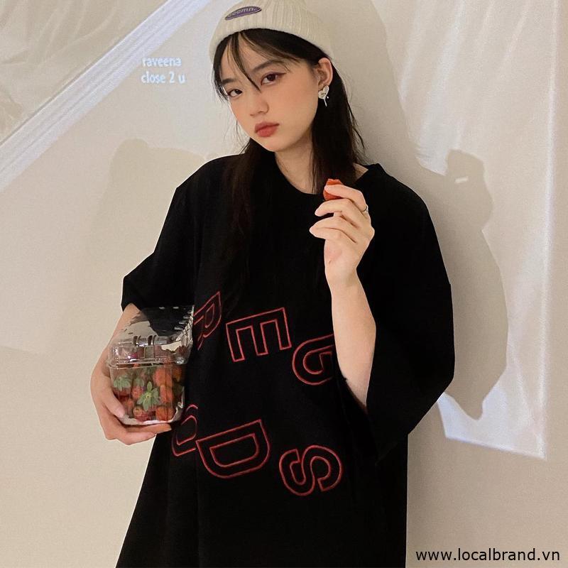 áo thun local brand nữ