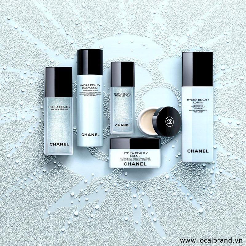 Bộ chăm sóc da Chanel brand