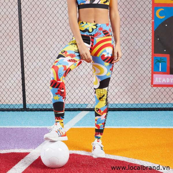 đồ thể thao adidas nữ