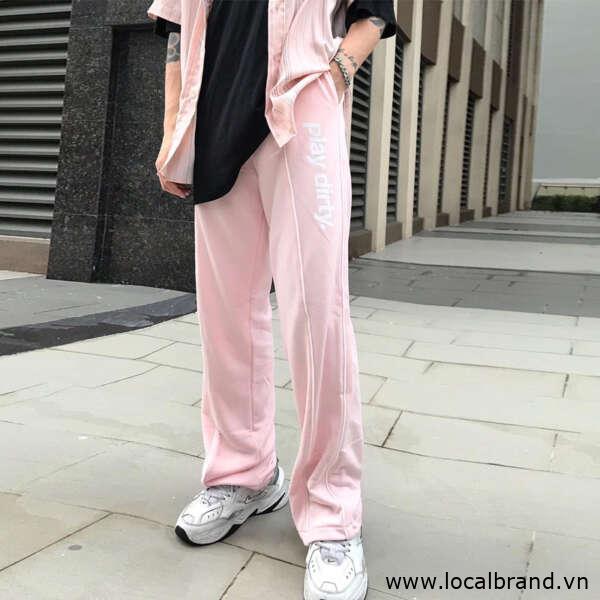 quần local brand dài