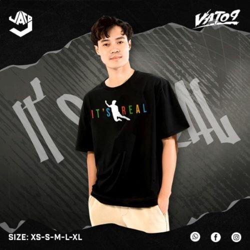 Local brand Vato9's Zone do tuyển thủ quốc gia Nguyễn Văn Toàn sáng lập