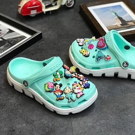 Vài nét về đôi giày thần thánh của global brand Crocs