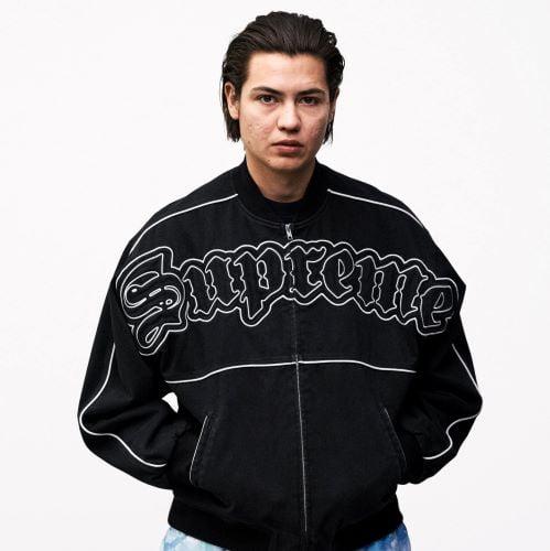 Jacket global brand Supreme