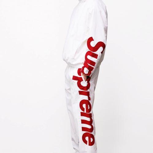 Quần global brand Supreme