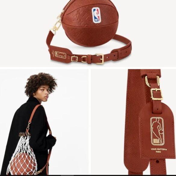 """Túi xách """"bóng trong giỏ"""" của Global brand Louis Vuitton"""