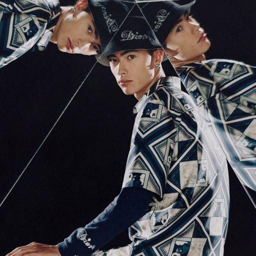 Dior cho ra mắt bộ sưu tập lấy cảm hứng từ những lá bài