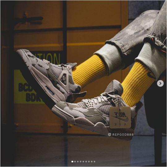 """Air Jordan 4 """"Veteran's Day"""""""
