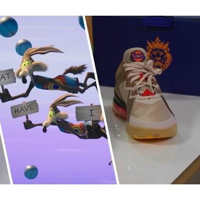 Giày Nike trong bộ sưu tập mới