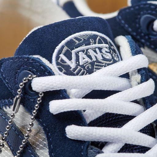 Giày Vans màu Evening Blue