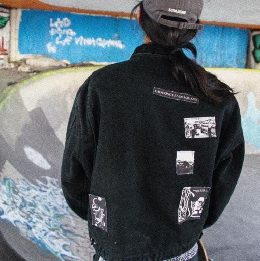 Jacket Local Brand Soulvenir