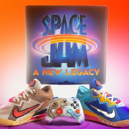 """Bộ phim chưa ra mắt """"Space Jam: A New Legacy"""" nhưng đã làm chao đảo cộng đồng mê giày khi cùng Nike cho ra mắt bộ sưu tập mới."""
