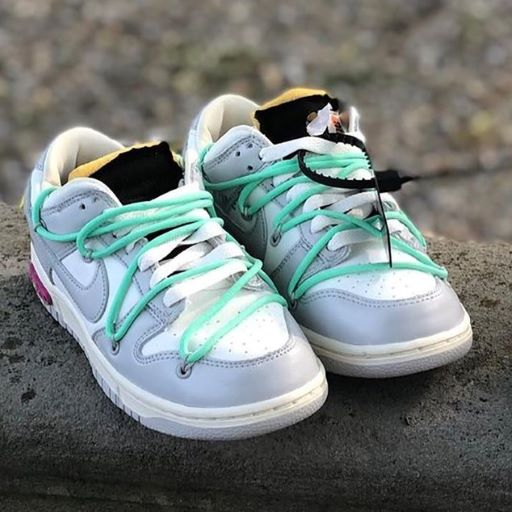 """Colorways Off-White x Nike Dunk Low """"THE 50"""" 04"""