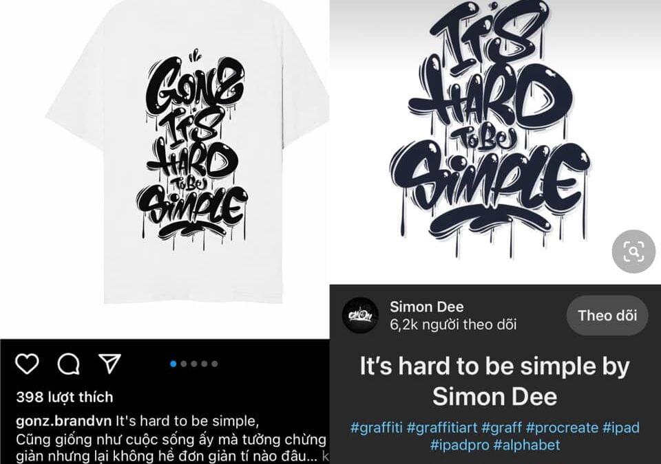 Anti local brand – Tố đạo nhái thiết kế liệu có thật?