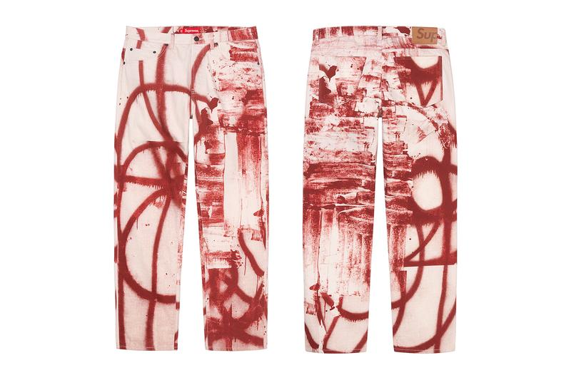Ông trùm Supreme ra mắt bộ sưu tập FW21 Pants
