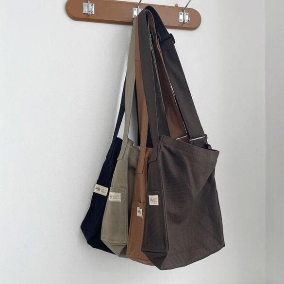 Túi đeo chéo local brand giá rẻ dưới 200K