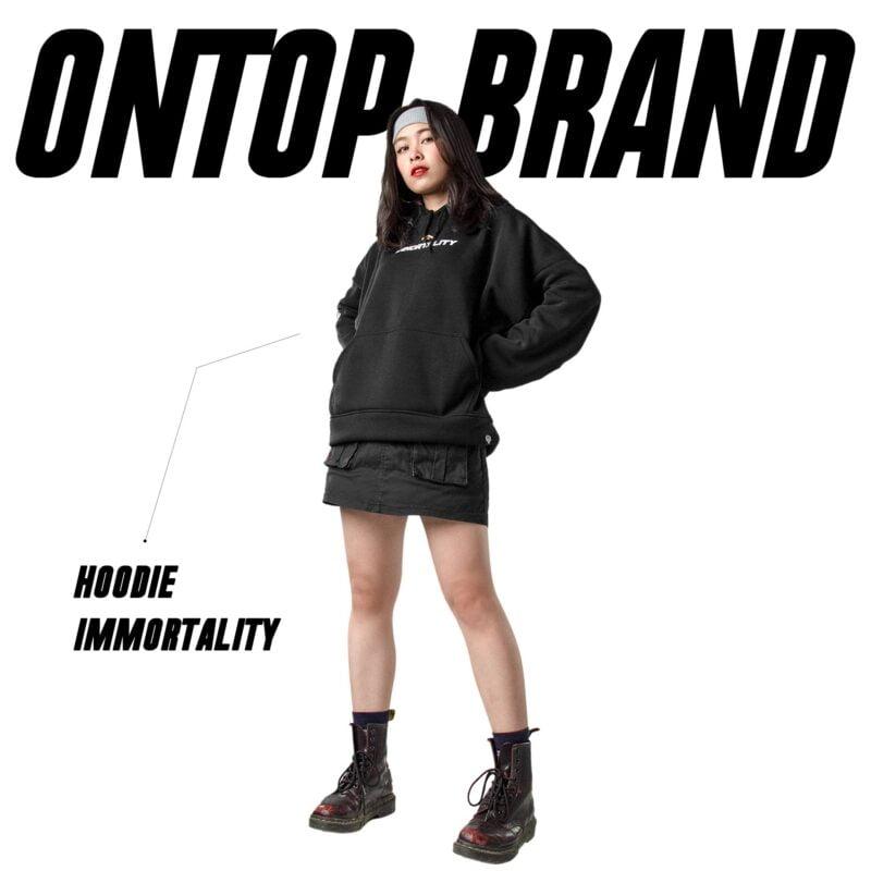 Local brand Hoodie đẹp rẻ ONTOP