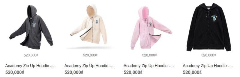 Local brand Hoodie đẹp rẻ XXME