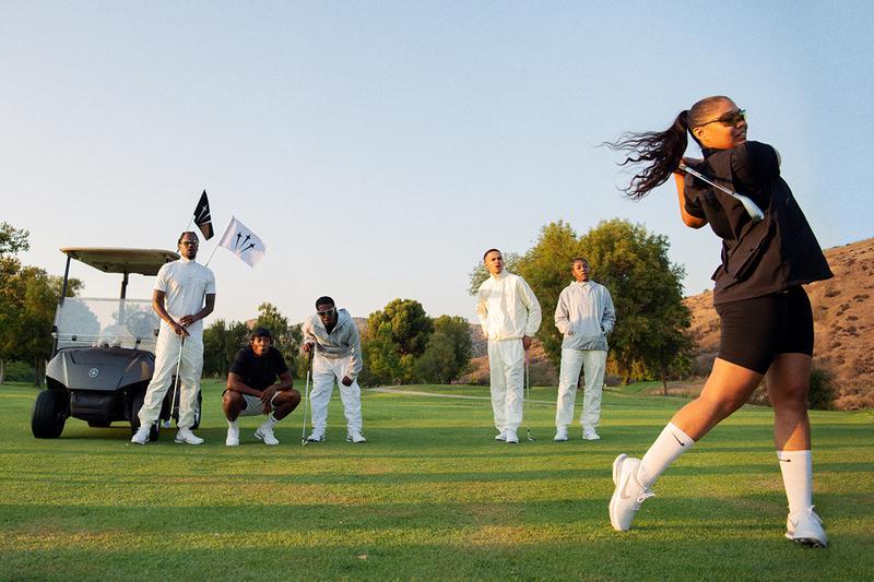 Drake chính thức tiết lộ bộ sưu tập golf NOCTA x Nike của mình